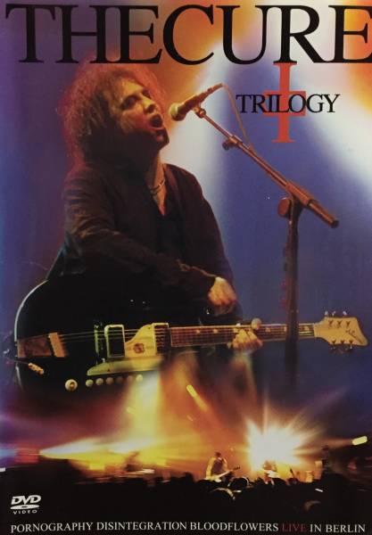 送料無料 THE CURE Trilogy Live In Berlin ザ・キュアー トリロジー ライヴ・イン・ベルリン DVD ディズニーグッズの画像