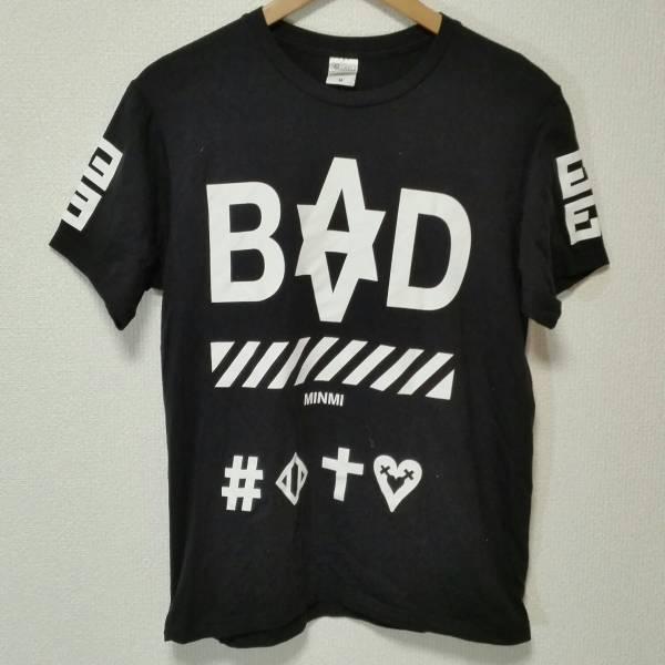 MINMI ミンミ 2014 LIVE TOUR Tシャツ M ライブグッズの画像