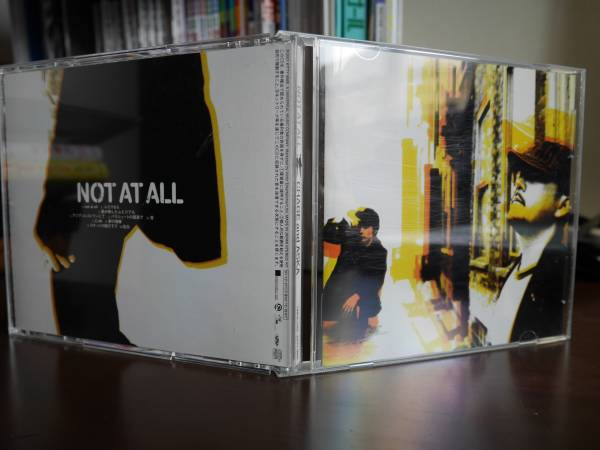 CHAGE&ASKA CD(アルバム) NOT AT ALL