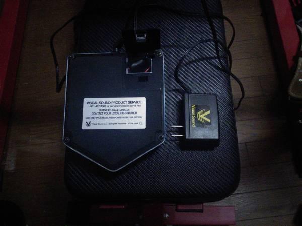 Visual Sound H2O V2 コーラス/エコー  専用ACアダプター付き