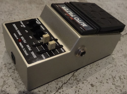Maxon AF-01 AUTO FILTER マクソン 1980年代 ゼロワンシリーズ オート・ワウ