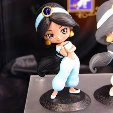 Q posket Disney Characters Jasmine ディズニー アラジン ジャスミン Qposket フィギュア ver.ノーマルカラー 8月予約 キューポスケット ディズニーグッズの画像