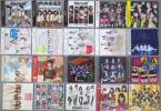 CD・セット アイドル ガールズ・ポップ いろいろまとめて 60枚セット ベイビーレイズ 乃木坂46 アフィリア・サーガ ClariS
