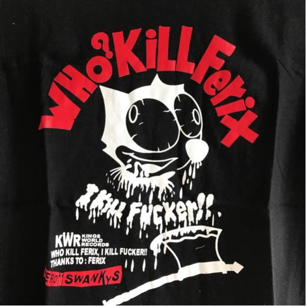 The Swankys OLEDICKFOGGY Discharge. disclose gism gauze doom undercover crass. TRASHBREEDSTRASH Tシャツ