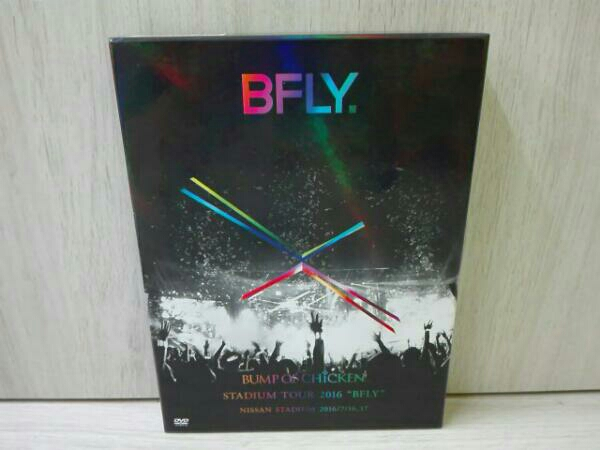 "BUMP OF CHICKEN STADIUM TOUR 2016""BFLYNISSAN STADIUM 2016/7/16,17(初回限定版) ライブグッズの画像"