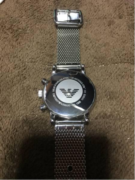 エンポリオアルマーニ 腕時計_画像3