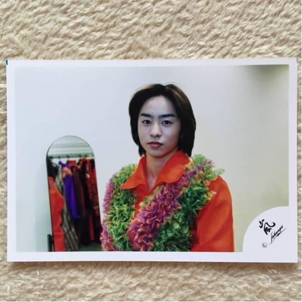 嵐 櫻井翔 公式生写真 ジャニーズショップ