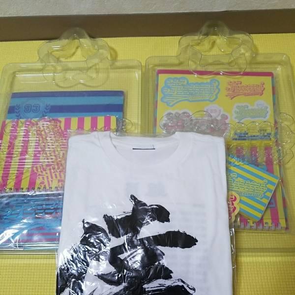 倖田來未☆倖田組Tシャツ&ステーショナリーset ライブグッズの画像