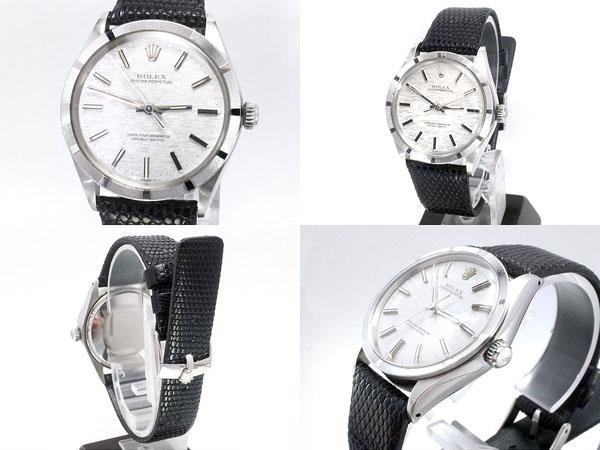 税込み 1971年 ロレックス■オイスターパーペチュアル Ref.1007 ■メンズ腕時計_画像2