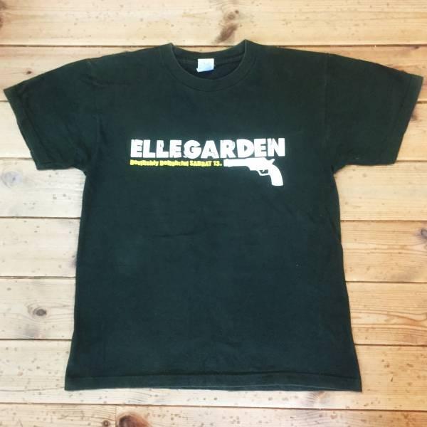 ネコポス対応! ELLEGARDEN Delightful SABBAT13 コラボ Tシャツ エルレガーデン サバットサーティーン