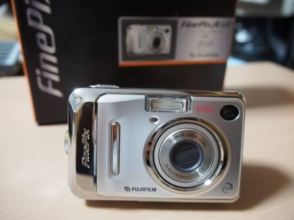 ☆★FUJIFILM デジタルカメラ FinePix A500★☆