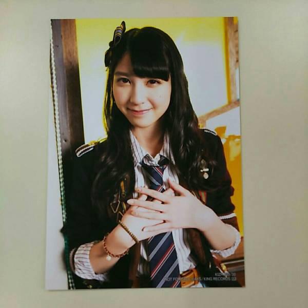 HKT48 松岡菜摘 Green Flash 通常盤 生写真 A930 ライブグッズの画像