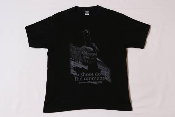 ★長渕剛★To shoot down The moment★黒/サイズL/殺気2013★STAFF★Tシャツ