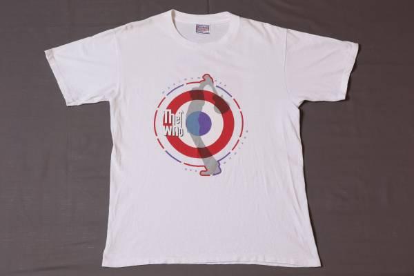 90s☆The Who☆ザ・フー☆NORTH AMERICAツアー2000☆ロックバンドTシャツ