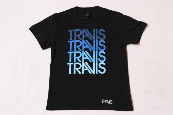 ★トラビス★Travis★黒/サイズM/SHOOT★オルタナティヴ・ロックバンドTシャツ