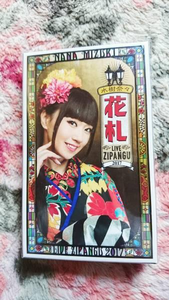 水樹奈々 花札 新品 NANA MIZUKI LIVE ZIPANGU 2017