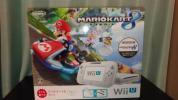 【美品】 Wii U マリオカート8 セット シロ 32GB