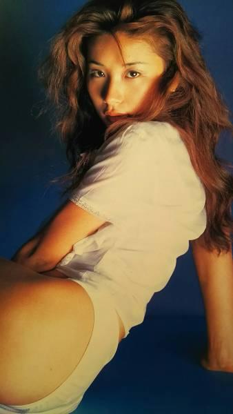 鈴木紗理奈【アクションカメラ】1996年9月号ページ切り取り