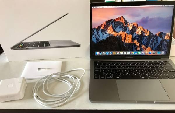 現行機種!オプション最高スペックのMacBook Pro 13 /マック/Apple/mac
