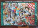 ONEPIECE ワンピース ジグソーパズル ジャンプフェスタ JF2012-01 1000ピース 1000P 未開封 50cm×75cm straw hat crew in the town square
