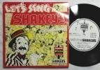 7'' 宮崎忠一とディキシーキャッスル / Let's Sing Shakey's シェーキーズCMソング 歌詞カード付き 盤美