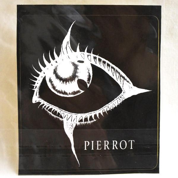 PIERROT ステッカー