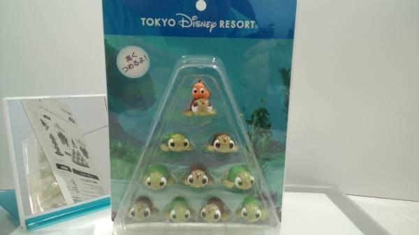 【送料込み】 <開封品・美品> 東京ディズニーリゾート限定 ファインディング・ニモ ビルディング・フィギュア ディズニーグッズの画像