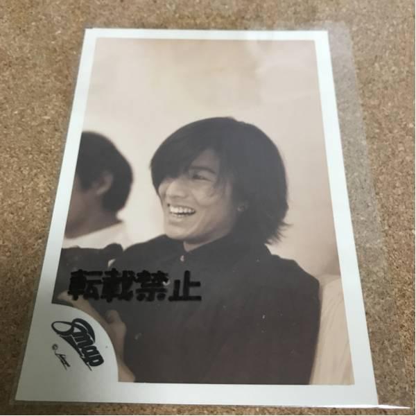 122K 【SMAP】木村拓哉 公式 写真 1枚