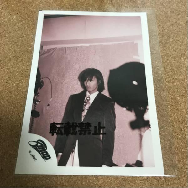 125K 【SMAP】木村拓哉 公式 写真 1枚