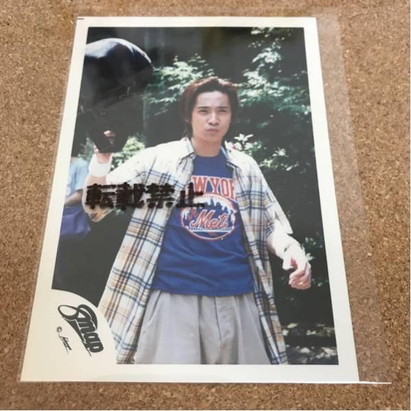 N081 【SMAP】中居正広 公式 写真 1枚