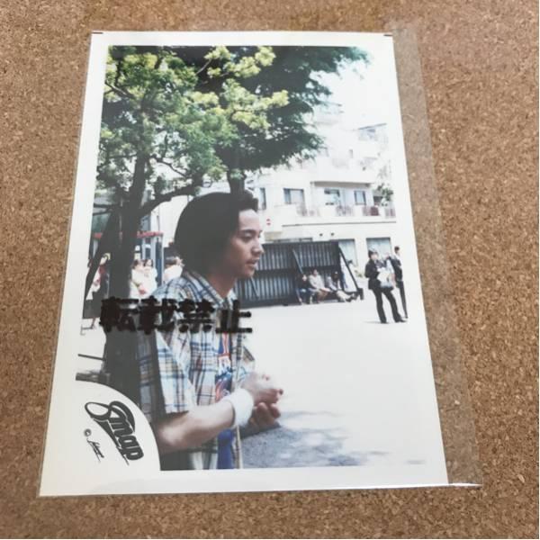 N082 【SMAP】中居正広 公式 写真 1枚