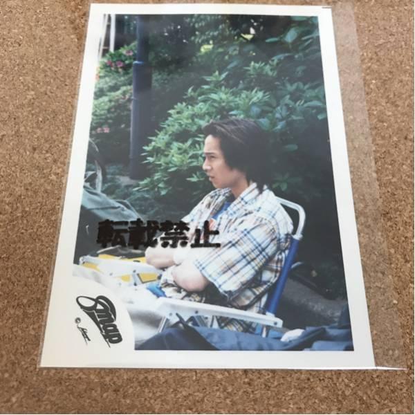 N083 【SMAP】中居正広 公式 写真 1枚
