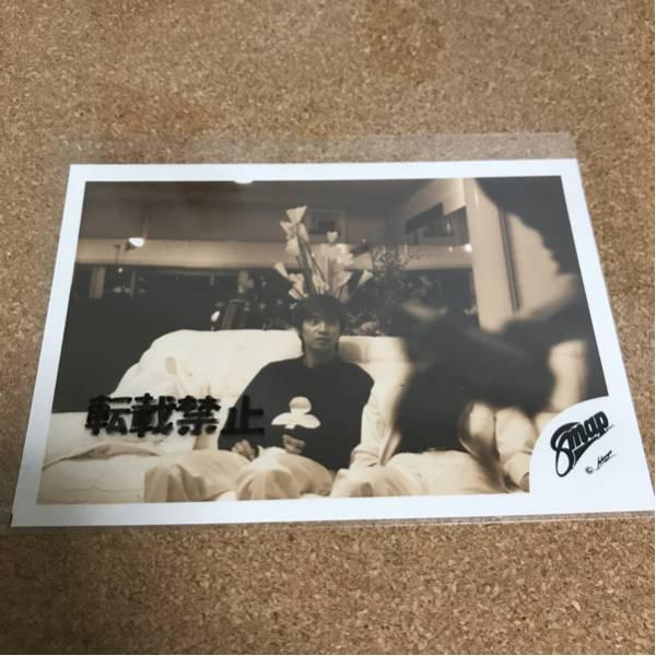 N265 【SMAP】中居正広 公式 写真 1枚