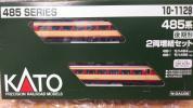 ☆KATO 485系後期 2両増結(10―1129)2両 新品