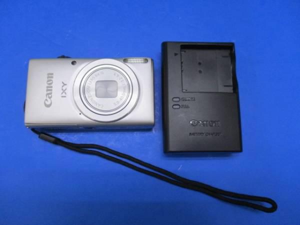 Canon キヤノン IXY90F デジタルカメラ NB-11LH バッテリー 充電器付 自宅保管品 格安 1円スタート