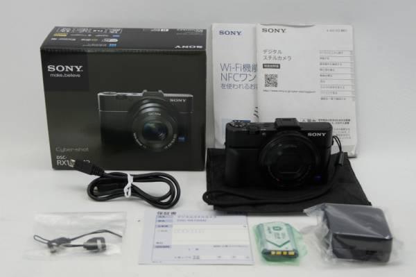 Sony ソニー Cyber-Shot DSC-RX100 M2 【2020万画素】