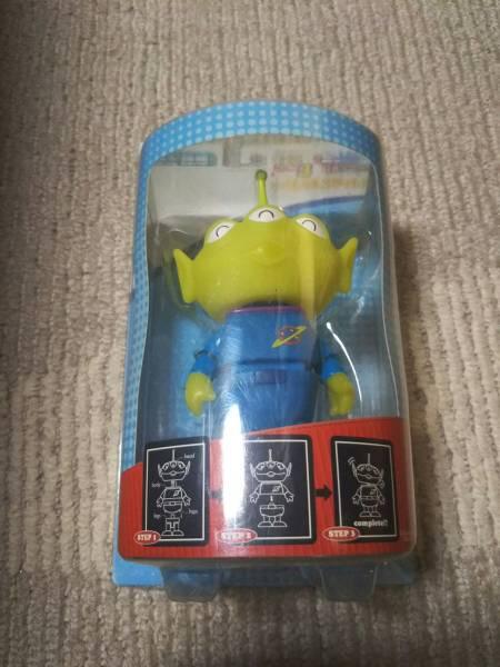 ディズニー スーパーロッキン トイストーリー 3 リトルグリーンメン エイリアン スマイル ピクサー ディズニーグッズの画像