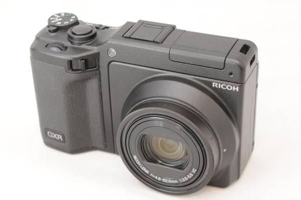 RICOH リコー GXR + P10 28-300mm f/3.5-5.6