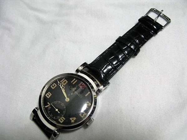 ブレゲ Breguet 紳士 手巻 腕時計 ヴィンテージ メカニカルウォッチ メンズ チラネジテンプ_画像2