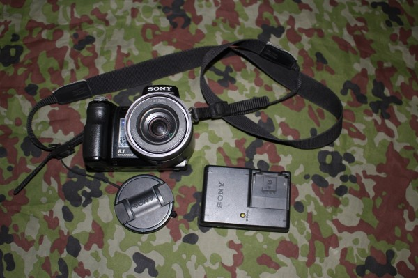 SONY ソニー Cyber-shot DSC-H7 中古品 サイバーショット デジタルスチルカメラ