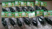 254 新品 送料無料 シャンデリア 球 グリーン 14個セット 口金E17 40w 電球 照明 ムード ブラケット ペンダント