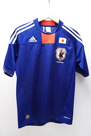 激レア adidas × EXILE 2010 ワールドカップ 日本代表 レプリカ ユニホーム S MATSU