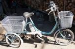 YAMAHA PAS ワゴン リチウム/電動アシスト3輪車/ 本職は自転車屋です!完全整備済!