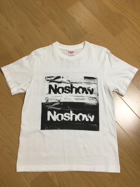 Noshow☆SサイズTシャツ