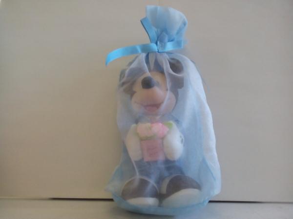 t1525♪Disney ミッキーマウス ぬいぐるみ ディズニーグッズの画像