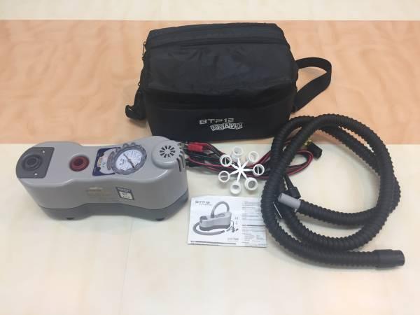 新品未使用品 超高圧電動ポンプ BRAVO ブラボ BTP-12 ジョイクラフト インフレタブ