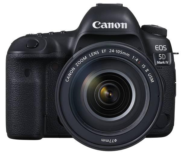Canon デジタル一眼レフカメラ EOS 5D MarkIV レンズキット EF24-105mm F4L IS II USM 付