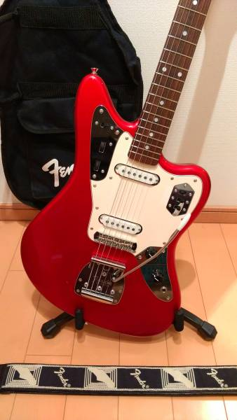 Fender Japan JG66 フェンダージャパン ジャガー バズストップバー搭載