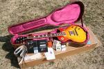 Gibson 2012 Historic Collection 1958 Les Paul Standard VOS (Wild Wood Burst) ヒスコレ 中古