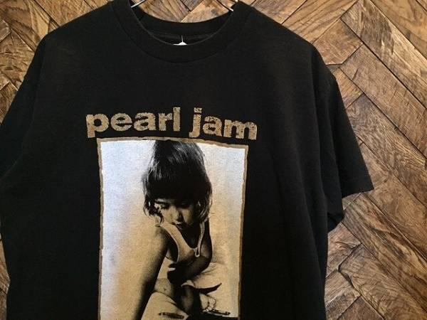 27807 ビンテージ 90s PEARLJAM パールジャム バンドTシャツ ロックTシャツ
